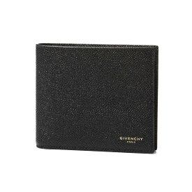 ジバンシー GIVENCHY 財布 メンズ BK06022121 001 二つ折り財布 BLACK ブラック