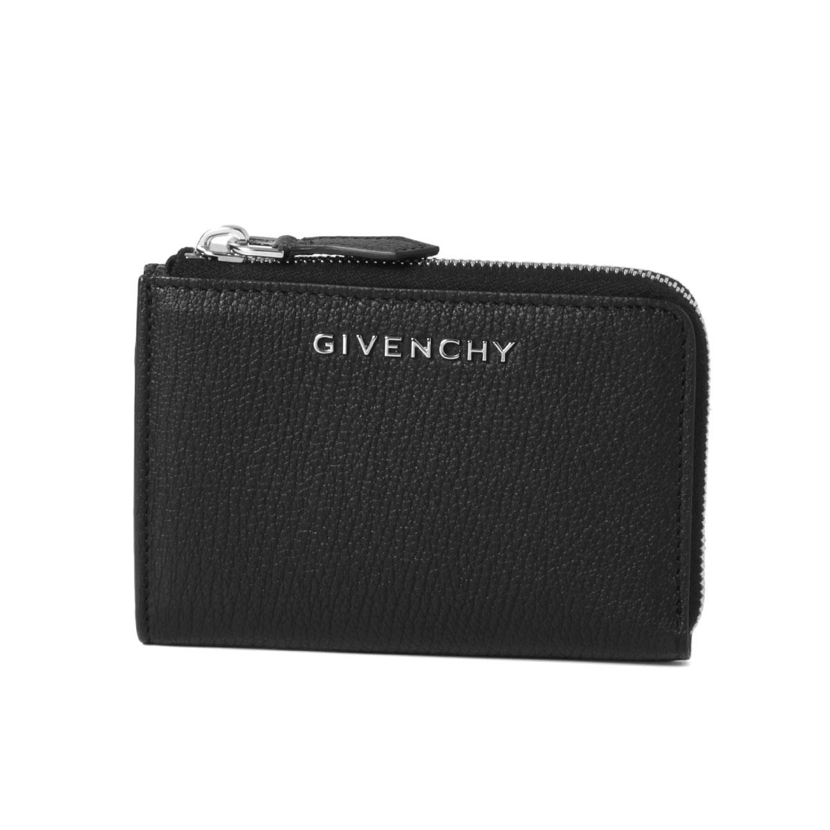 ジバンシー GIVENCHY カードケース レディース BB602MB00B 001 カードケース ミディアム PANDORA パンドラ BLACK ブラック