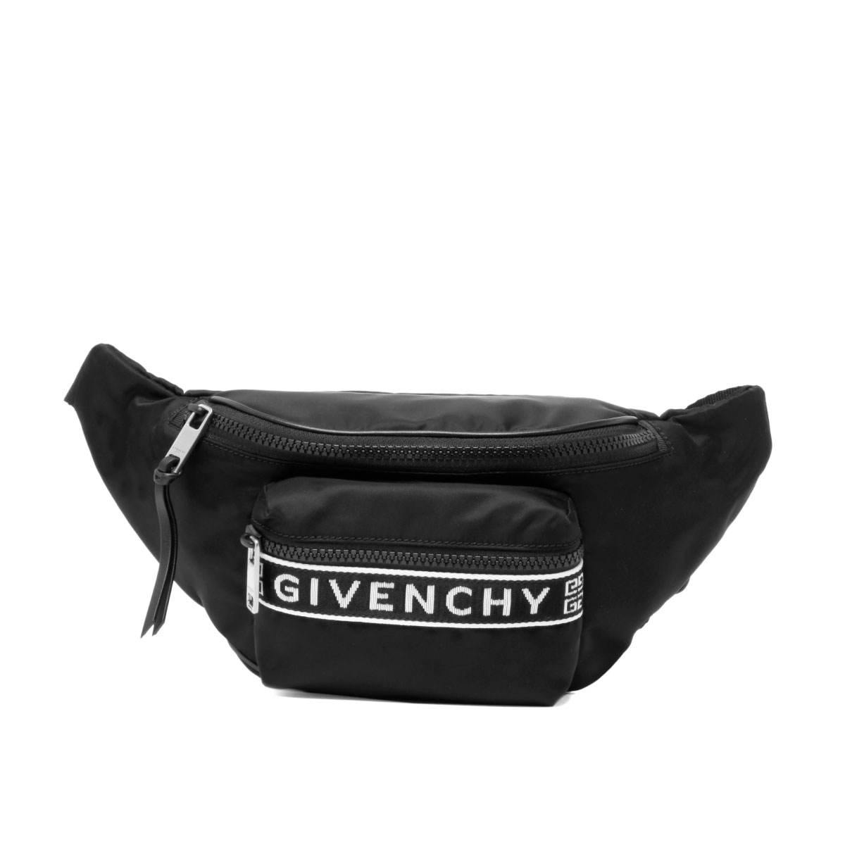 ジバンシー GIVENCHY バッグ メンズ BK5037K0B5 004 ウエストバッグ BLACK/WHITE ブラック