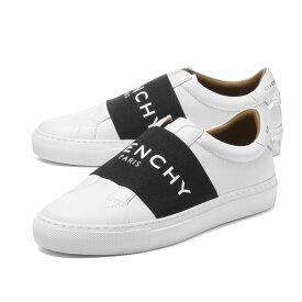 ジバンシー GIVENCHY シューズ レディース BE0005E0DD 116 スニーカー URBAN STREET アーバン ストリート WHITE/BLACK ホワイト