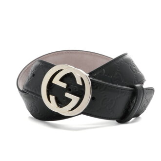 Gucci Belt Grey