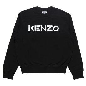 ケンゾー KENZO スウェット メンズ 5SW0004MD 99 長袖スウェット BLACK ブラック