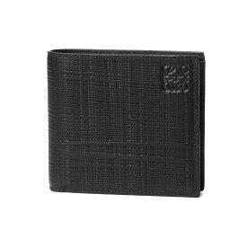 ロエベ LOEWE 財布 メンズ 101 88 501 1930 1100 二つ折り財布 BLACK ブラック