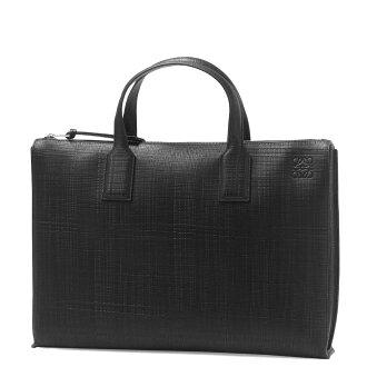 337 Loewe LOEWE bag men 62 S50 1930 1100 briefcase GOYA Goya BLACK black