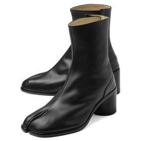 メゾン マルジェラ MAISON MARGIELA シューズ メンズ S57WU0132 PR516 T8013 ライン22 ブーツ ショート TABI タビ BLACK ブラック