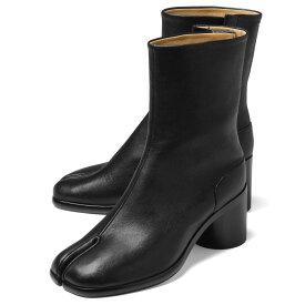 メゾン マルジェラ MAISON MARGIELA シューズ レディース S39WU0202 P3753 T8013 ライン22 ブーツ ショート TABI タビ BLACK ブラック