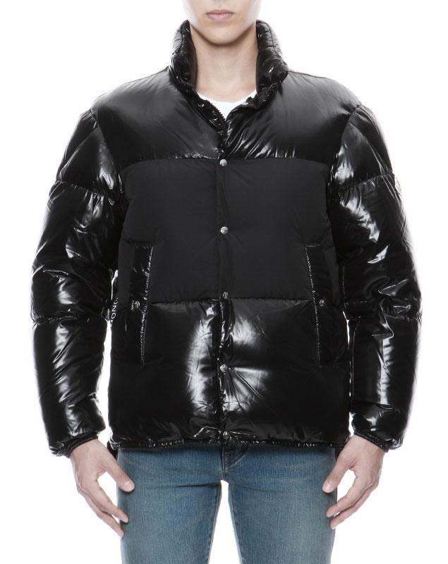 モンクレール MONCLER アウター メンズ AYNARD 68950 999 ダウンジャケット AYNARD エイナード BLACK ブラック