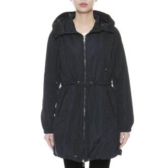 Coat TOPAZ topaz NAVY dark blue with Monk rail MONCLER outer Lady's TOPAZ 54543 779 food