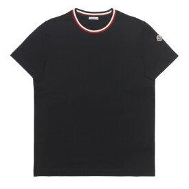 モンクレール MONCLER Tシャツ メンズ 8028300 8390Y 773 半袖Tシャツ NAVY ダークブルー