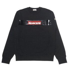 モンクレール MONCLER スウェット メンズ 8048150 8098U 773 長袖スウェット NAVY ダークブルー