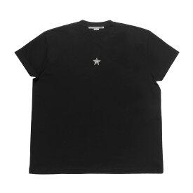 ステラ マッカートニー STELLA McCARTNEY Tシャツ レディース 457142 SLW23 1000 半袖Tシャツ BLACK ブラック