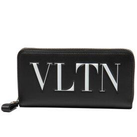 ヴァレンティノ VALENTINO 財布 レディース RW2P0645RCH 0NI ラウンドファスナー長財布 NERO/BIANCO ブラック