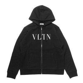 ヴァレンティノ VALENTINO パーカー メンズ QV0MF11I3TV 0NO フード付 長袖パーカー NERO ブラック