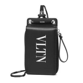 ヴァレンティノ VALENTINO 財布 メンズ UY0P0P90LVN 0NO ラウンドファスナー二つ折り財布 NERO ブラック