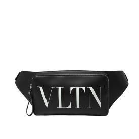 ヴァレンティノ VALENTINO バッグ メンズ UY2B0719WJW 0NI ウエストバッグ NERO/BIANCO ブラック