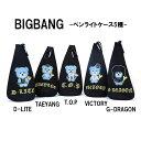 【ポイント5倍】BIGBANG ビッグバン ペンライトケース5種 G-DRAGON T.O.P D-LITE V.I TAEYANG