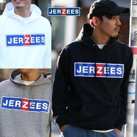 【送料無料】JERZEES×Revo プルオーバー パーカー メンズ レディース 裏起毛 ビッグシルエット 長袖 プルパーカー プルオーバーパーカー スウェットパーカー ロゴプリント スエットパーカー 大きいサイズ 暖かい あったか ブランド ストリートファッション improves
