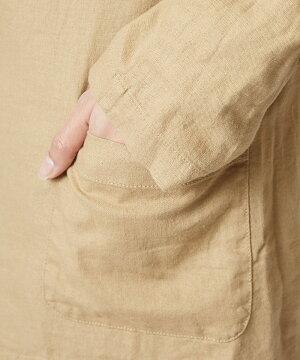 綿麻リネンテーラードジャケットメンズテーラードジャケット春アウターブレザービジネススーツきれいめカジュアルベージュカーキメンズファッションインプローブスimproves
