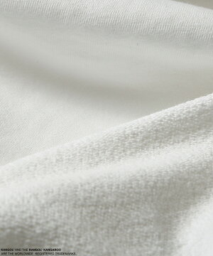 【improves限定コラボ別注】KANGOL×NOUNOカンゴールプルオーバーパーカーメンズレディースビッグシルエットゆったりオーバーサイズ大きいサイズ長袖ビッグロゴプリント刺繍プルオーバーパーカーブランドストリートファッション韓国ファッション