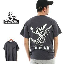 JUNGLES ジャングルス Tシャツ メンズ レディース ロゴ プリント 半袖 サーフ スポーツ スケート スケーター ストリート アメカジ カジュアル