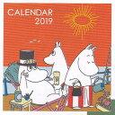メール便送料無料!ムーミン/2019年カレンダー/ORANGE(BM120-90)