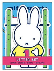 ★ミッフィー/ダイカットカードレター(U20BDCLB)/miffy sports(mail 180)