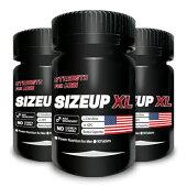 自信増大サプリ送料無料SIZEUPXL(3本)(サイズ・アップ・エックスエル)