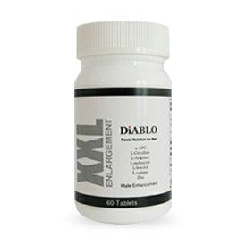 DIABLO(ディアブロ) 自信増大サプリ 単品 α-GPC シトルリン 亜鉛 マカ ムイラプアマ 送料無料