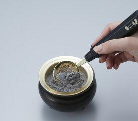 仏具 お手入れ用品 電動式灰ふるい 香炉の灰ふるい 灰ならし 灰ふるい 香炉灰 お手入れ 仏壇 仏具 お盆 お彼岸