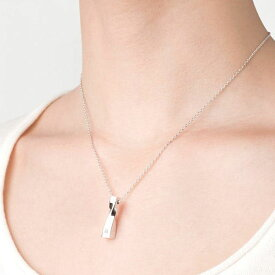 遺骨 ペンダント Soul Jewelry ソウルジュエリー ツイスト シルバー925 ダイヤモンド 手元供養 送料無料