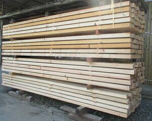 国産赤松無垢人工乾燥材 無節上小節込み4000×60×75ミリ 1本