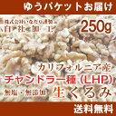 【オメガ3脂肪酸が豊富】【送料無料】【チャンドラー種/LHP】生くるみ250g(無添加・無塩)生クルミ】