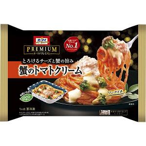 冷凍食品 業務用 日本製粉 プレミアム 蟹のトマトクリーム 280g×12袋 ケース