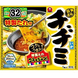 冷凍食品 業務用 かねます食品鉄板屋 チヂミ 200g×20袋 ケース