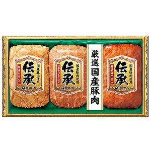 お歳暮 御歳暮 ハム ギフト 詰め合わせ 送料無料 伊藤ハム 厳選国産豚肉 伝承ギフト 型番:DKC-31