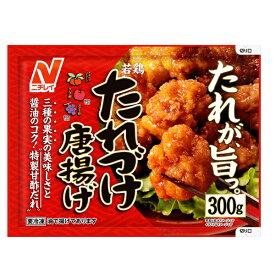 冷凍食品 お弁当 業務用 ニチレイ 若鶏たれづけ唐揚げ ケース(1袋270g×12)