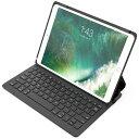 【全品日本全国送料無料】Inateck iPad Pro 10.5 インチ専用キーボードケース、6行ワイヤレスBluetoothキーボード、ス…