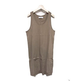 【DIET BUTCHER ロングタンクトップ】DIET BUTCHER SLIM SKIN / LONG TANK TOP (brown beige) [DIETBUTCHERSLIMSKIN-DBC9506041]