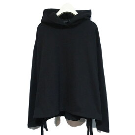 【ラス パーカー】 l.o.s ラス Double cord hoodie black los-SW21SB05