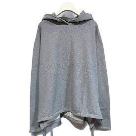 【ラス パーカー】 l.o.s ラス Double cord hoodie top gray los-SW21SB05