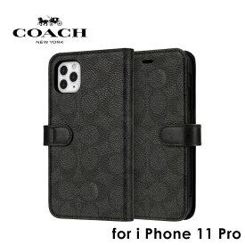 Coach コーチ スマホケース Folio Case for iPhone 11 Pro