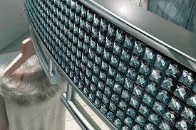 送料無料 タイルシール 樹脂タイル 粘着シート メタルアクセント 簡単 クリスタル のり付 モザイク シンコール モザイカ 宝石 壁紙 店 リビング カフェ リノベーション デコレーション 壁 家具 リフォーム 装飾 模様替え アクセント 手軽 高級感 貼るだけ