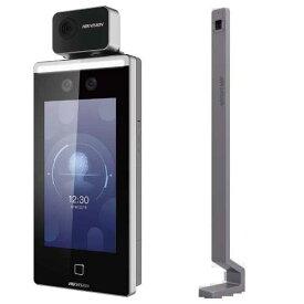 【即納可能】HIKVISION タブレット型体表温測定サーマルカメラ フロアスタンド付き DS-K1TA70MI-T-FST