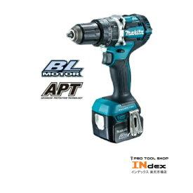 【新品未使用】 マキタ 充電式ドライバドリル DF474DRGX ブルー 14.4V 6.0Ah バッテリ・充電器付 ドライバドリル