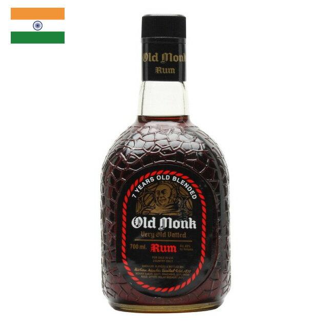 【OLD MONK750ml】【INDIA RAM】オールドモンク【正規輸入品】ラム750ml【輸入インド】開店セール1209