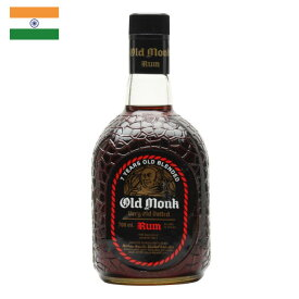 OLD MONK 750ML オールドモンク ラム酒【INDIA RAM】【正規輸入品】【輸入インド】ギフト