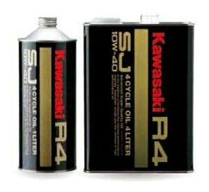 4サイクルオイル R4 SJ10W-40 4L