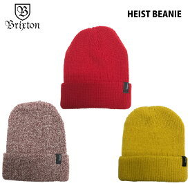 BRIXTON ブリクストン HEIST BEANIE ビーニー メンズ レディース スキー スノーボード 帽子 ニット