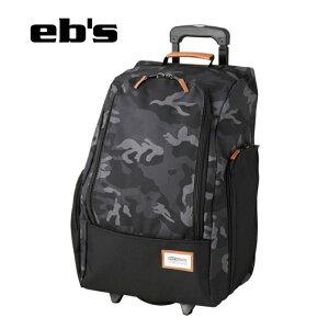 eb's エビス CONTAINER WHEEL コンテナ ウイール 19-20 バッグ 鞄 ウィールバッグ コロコロ 旅行 迷彩 51リットル