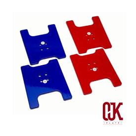 OJK オージェーケー CARVING PLATE MIDDLE HARD 19-20 スノーボード テクニカル プレート ハード 上級者